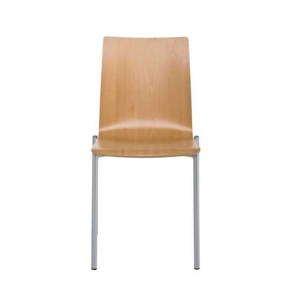 Chaise moderne en métal et stratifié - Pro's 9 - 17