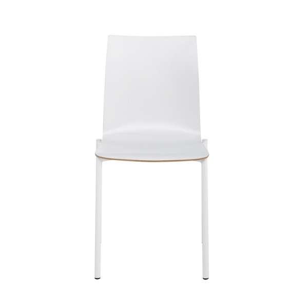 Chaise moderne en métal et stratifié - Pro's 20 - 27