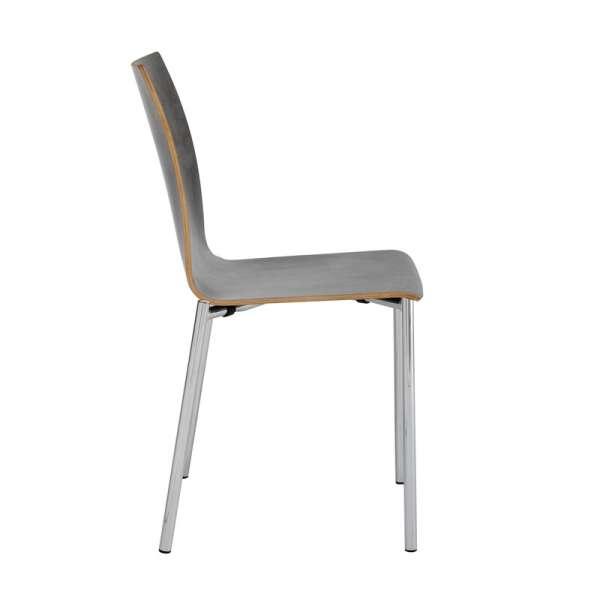 Chaise moderne en métal et stratifié - Pro's 3 - 13
