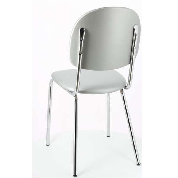 Chaise de cuisine en métal et synthétique - STR05 11 - 14
