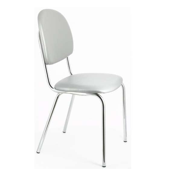 Chaise de cuisine en métal et synthétique - STR05 9 - 12