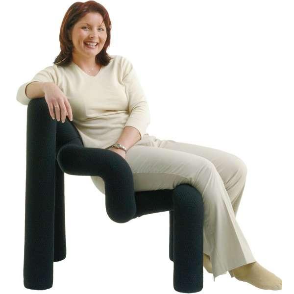 Fauteuil relax ergonomique noir - Ekstrem Varier®  - 14