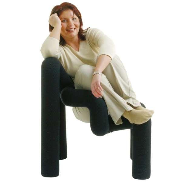 Fauteuil de relaxation ergonomique noir - Ekstrem Varier®  - 15