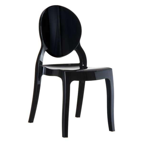 Chaise design Elizabeth Opaque en polycarbonate - 3