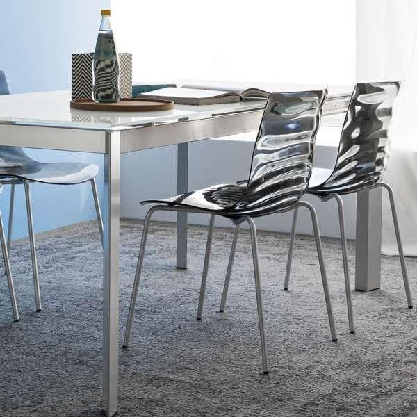 Chaise design en plexi Eau Calligaris® - 3