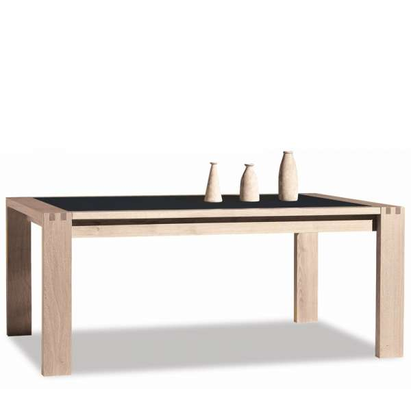 Table de salle à manger en céramique - Rectangle/Carrée - Conception B
