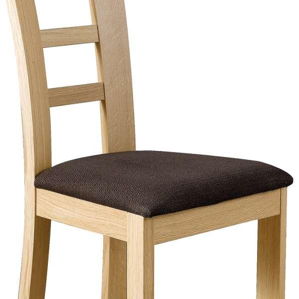 Chaise contemporaine en chêne - 3
