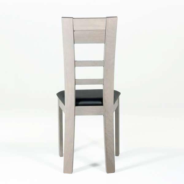Chaise contemporaine en chêne - 8
