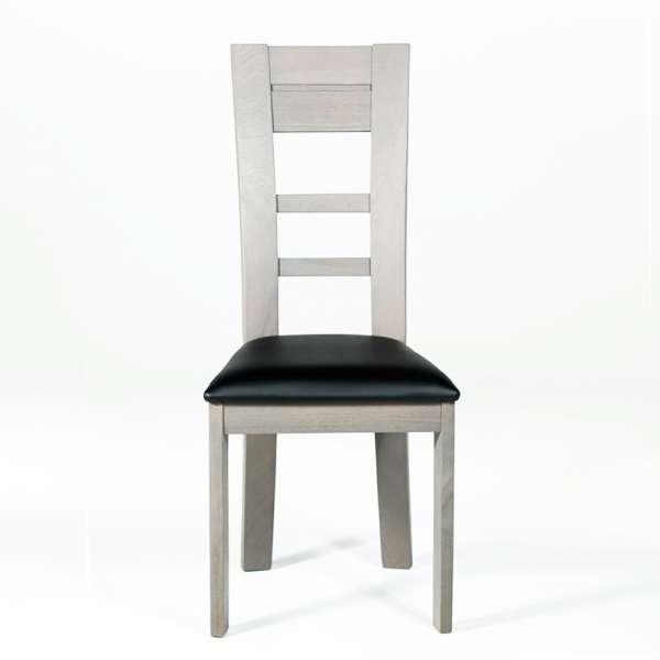 Chaise contemporaine en chêne - 9