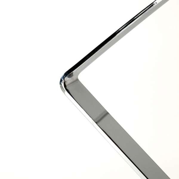 Fauteuil design pied métal Portofino Midj® - 5