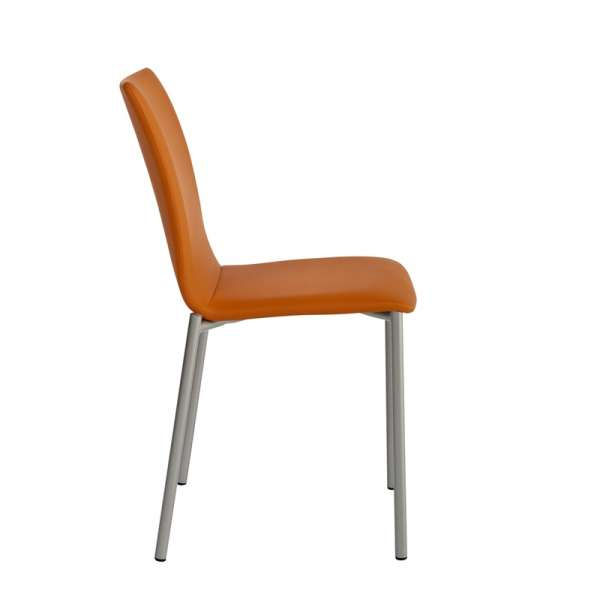 Chaise moderne en métal et tissu - Pro'G 2 - 2
