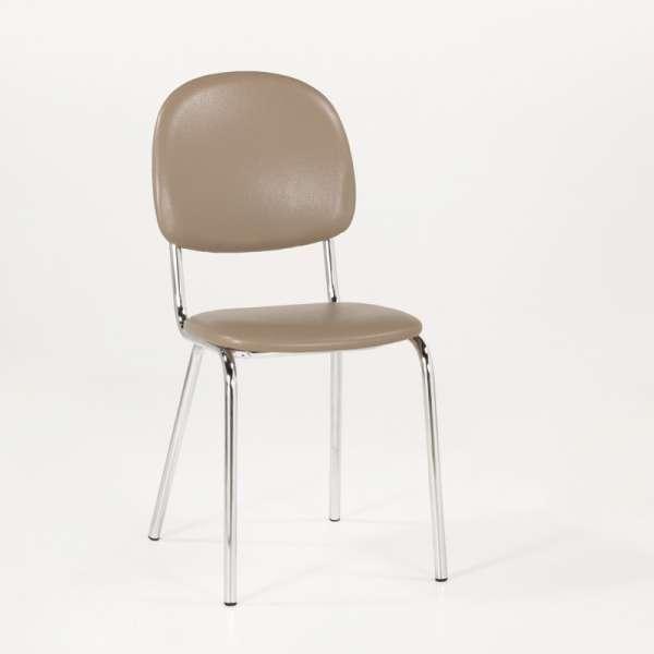 Chaise de cuisine en métal et synthétique - STR05 2 - 5