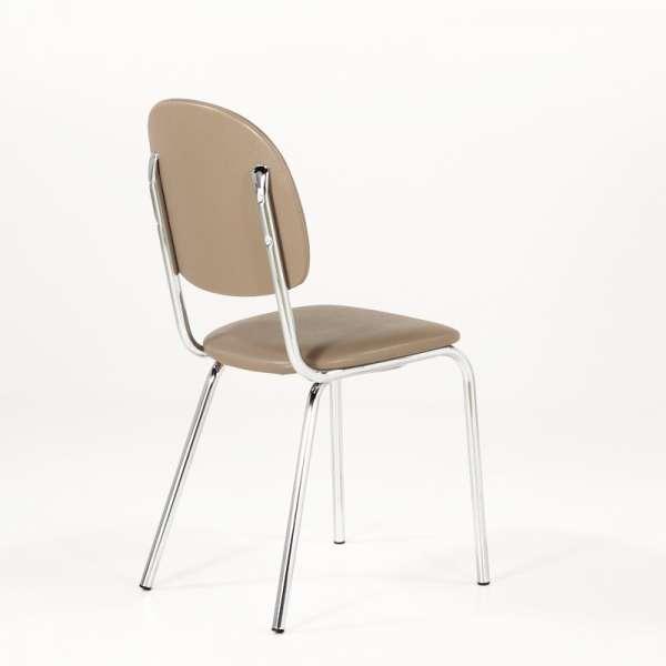 Chaise de cuisine en métal et synthétique - STR05 4 - 7