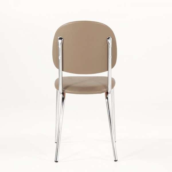 Chaise de cuisine en métal et synthétique - STR05 6 - 9