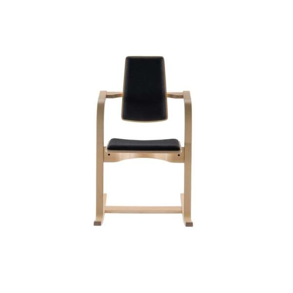 Chaise de bureau ergonomique face - Actulum Varier® - 19