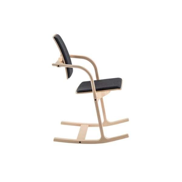 Chaise de bureau ergonomique noire - Actulum Varier® - 18