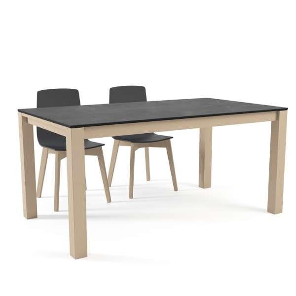 Table en céramique extensible Quadra - 1 - 3