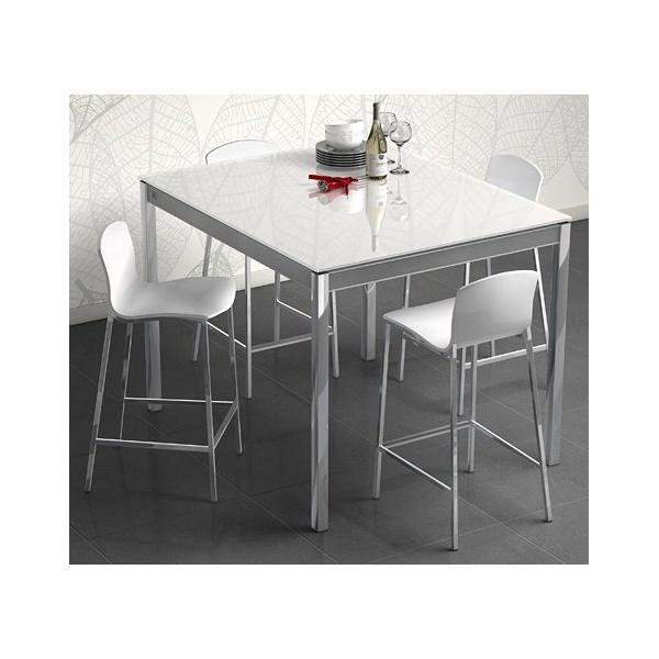 Table en verre sur mesure personnalisable - Multipla 3 - 3