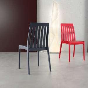 Chaise en polypropylène - Soho