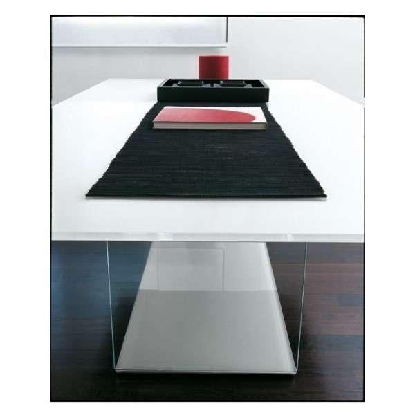 Table design extensible en verre - Palace Sovet® 2 - 4