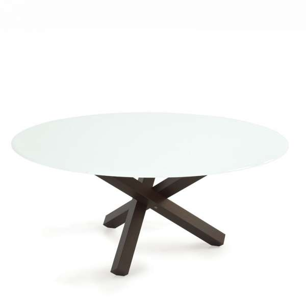 Table en verre design ronde - Aikido Sovet® 4 - 7