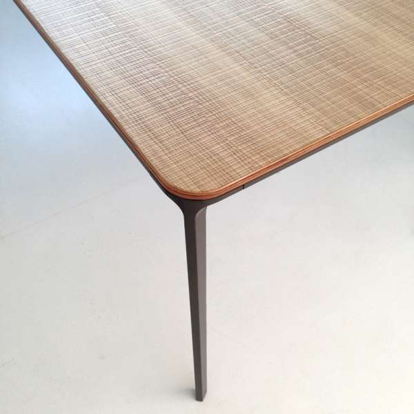 Table moderne en bois avec allonge - Slim Sovet® 9 - 9