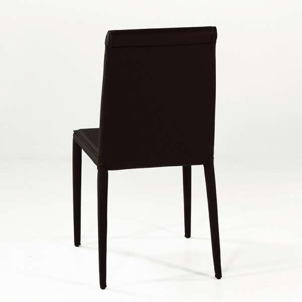 Chaise en cuir - Cinthia 8 - 8