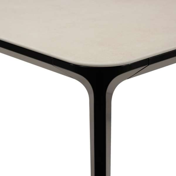 Table en céramique design extensible -  Slim Sovet® 18 - 18
