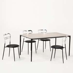 Table en céramique design extensible -  Slim Sovet® 2