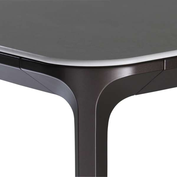 Table en céramique design extensible -  Slim Sovet® 19 - 19