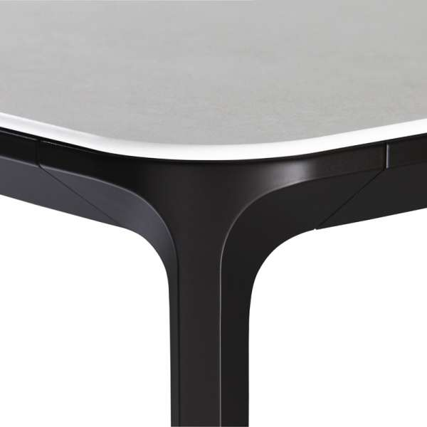 Table en céramique design extensible -  Slim Sovet® 20 - 20