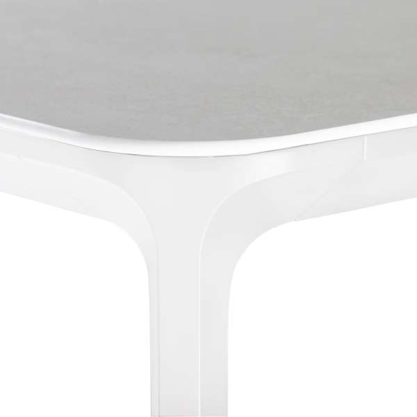 Table en céramique design extensible -  Slim Sovet® 21 - 21