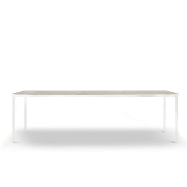 Table en céramique design extensible -  Slim Sovet® 17 - 17