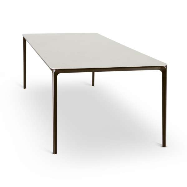 Table en céramique design extensible -  Slim Sovet® 13 - 13