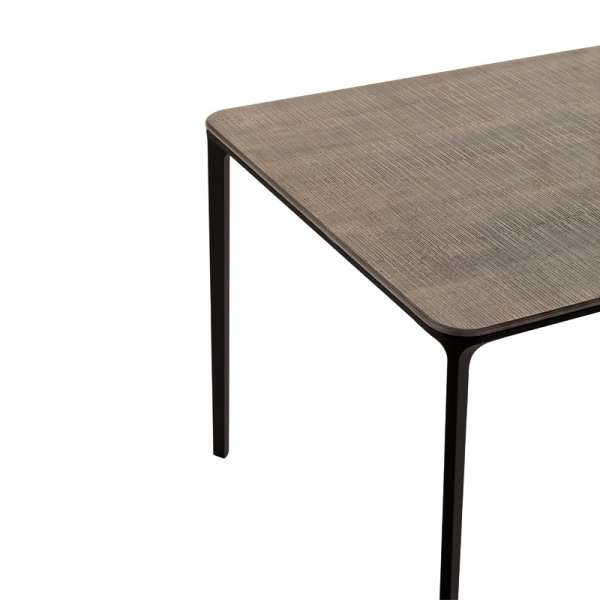 Table design plateau bois - Slim Sovet® 5 - 5