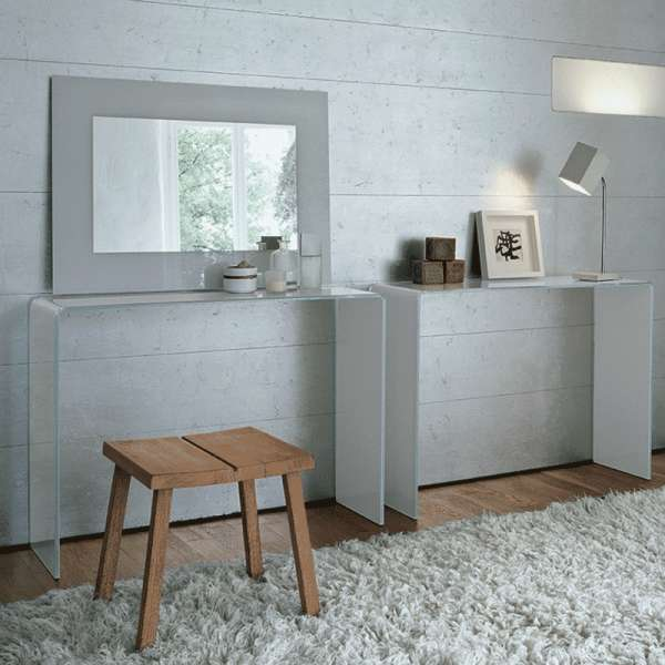 Console design en verre - Bridge Hall Sovet®