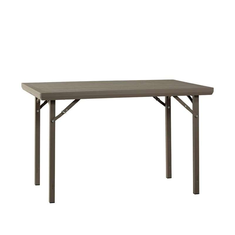 Table Pliante Extensible: Table Pliante Rectangulaire En Plastique - XL Premium