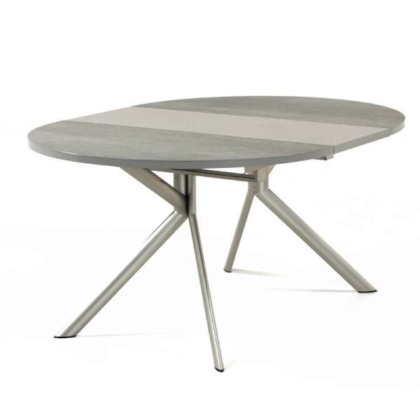 Table ronde en céramique extensible - Giove 7 - 8