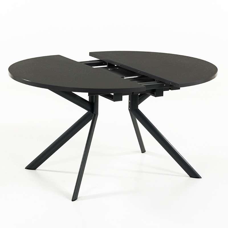 Table Ronde 8 Personnes.Table Ronde Extensible En Ceramique Giove Connubia