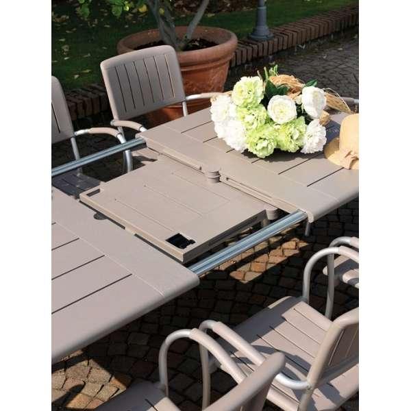Table avec allonge pour jardin - Maestrale 220 - 3