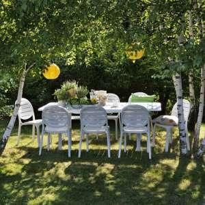 Chaise de jardin en polypropylène - Erica