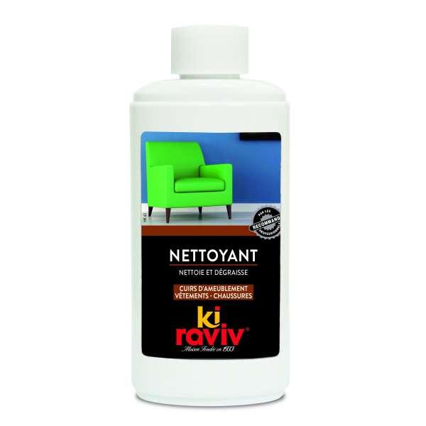 Entretien nettoyant cuir Kiraviv 200 ml