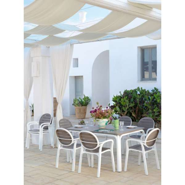 Salon de terrasse - Alloro Palma