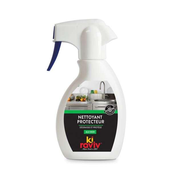 Nettoyant protecteur alu inox kiraviv