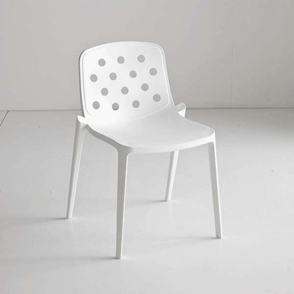 Chaise de terrasse design en technopolymère - Isidora - 2