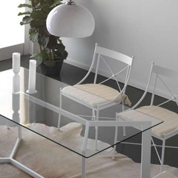 Chaise contemporaine en métal - Paris - 1