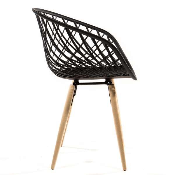 Chaise design profil - Sidera - 5
