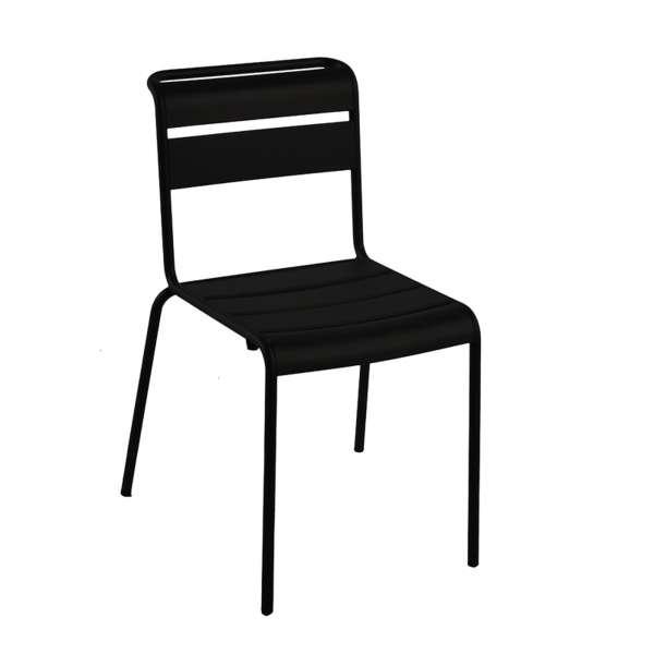 Chaise de jardin vintage en métal - Lutetia 7 - 5