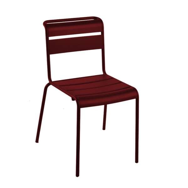 Chaise de jardin vintage en métal - Lutetia 9 - 7