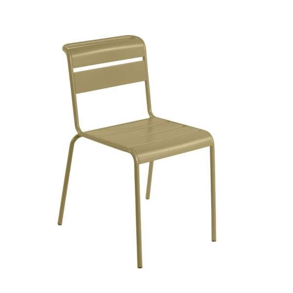 Chaise de jardin vintage en métal - Lutetia 14 - 12